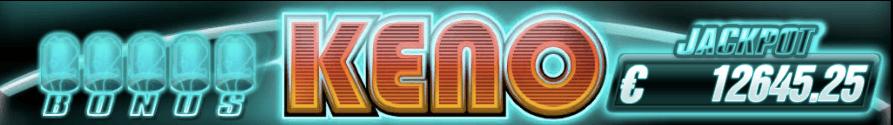 Keno netissä casinoroom kasinolla