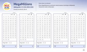 Mega Millions on suuri eurooppalainen lotto