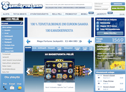 Suomiarvat Nettikasino Arvostelu ja Kokemuksia Screenshot