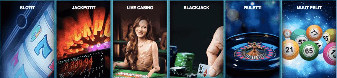 Suomivegas rahapelit