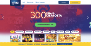 iGame Casino Arvostelu ja Kokemuksia Screenshot