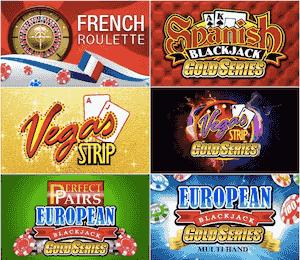 Casino-x sivuston ulkoasu ja pelit