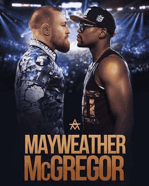 McGregor vs. Mayweather