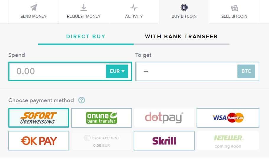 Osta bitcoin valuuttaa