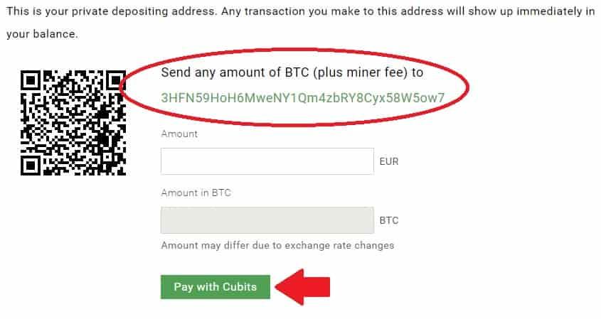 talleta bitcoin valuuttaa nettikasinolle