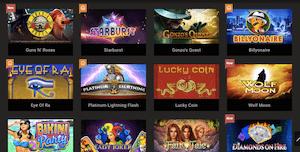 Bitstarz kasinon pelivalikoima on huikea