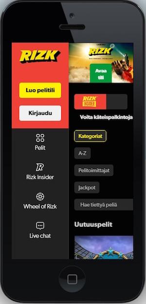 iOS mobiilikasinot