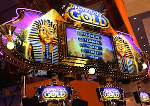 egyptian gold progressiivinen jack pot peli