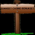 ilmaiset casino bonukset ilman talletusta 2017