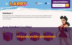 LarryCasino Jokebox tarjoukset