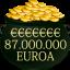 suomalainen voitti eurojackpot lotossa 87 miljoonaa euroa
