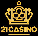 21 casino logo