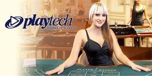 Playtech live kasino pelit