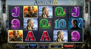 Avalon 2 peli microgaming