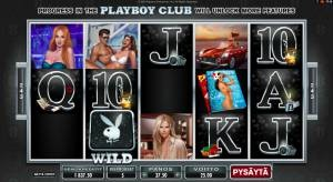 Playboy peli microgaming