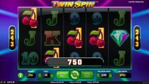 Twin Spin Peli NetEnt