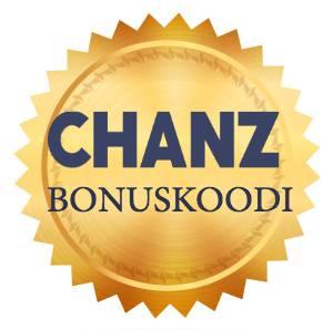 Chanz bonuskoodi