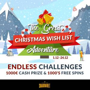joulukalenteri 2018 casino Shadowbet Casino Joulukalenteri 2017   Suomen Kasinoportaali #1 joulukalenteri 2018 casino