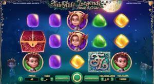 Fairytale Legends Hansel and Gretel NetEnt