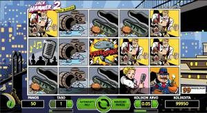 Jack Hammer 2 NetEnt