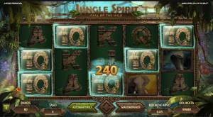 Jungle Spirit Call of the Wild NetEnt