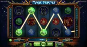 Magic Portals NetEnt