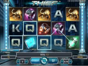 Thief NetEnt