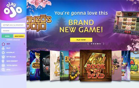 Playojo Casino Arvostelu ja Kokemuksia Screenshot