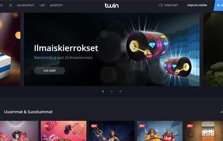 Twin Casino Arvostelu ja Kokemuksia Screenshot