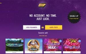 Lucky Casino arvostelu ja kokemuksia