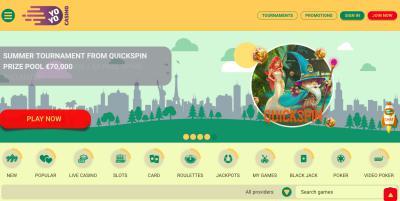 Yoyo Casino Arvostelu ja Kokemuksia Screenshot