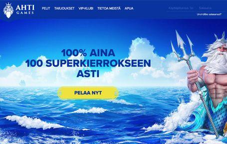 Ahti Games Kokemuksia & Arvostelu 2019 Screenshot