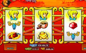 Kulta Jaskan valtaus peli