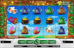 golden shamrock peli netissä