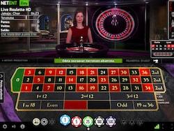 netent live casino ruletti