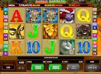 rahapeli netissä - mega moolah