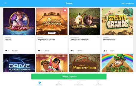Nopeampi casino kokemuksia ja arvostelu Screenshot