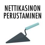 Nettikasinon perustaminen