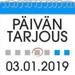 casino tarjous 03.01.2019