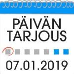 casino tarjous 07.01.2019