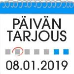 casino tarjous 08.01.2019