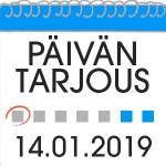 casino tarjous 14.01.2019