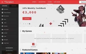 Zulabet Casino arvostelu ja kokemuksia