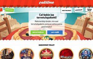 Casino Calzone arvostelu ja kokemuksia