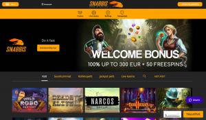 Snabbis casino kokemuksia ja arvostelu 2019