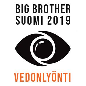 Big Brother Suomi 2019 vedonlyönti