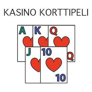 kasino korttipeli