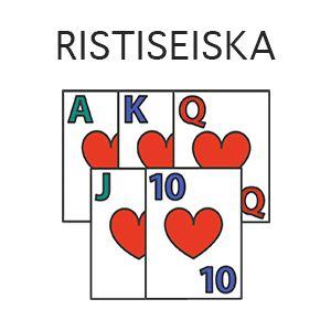 ristiseiska korttipeli