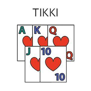 tikki korttipeli