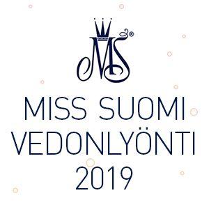 Miss Suomi vedonlyönti 2019